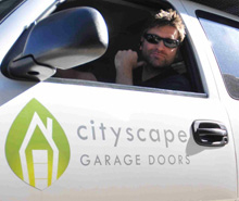 Picture of our Cityscape truck
