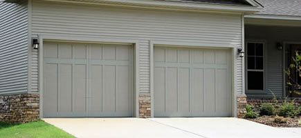 Amazing New Garage Doors