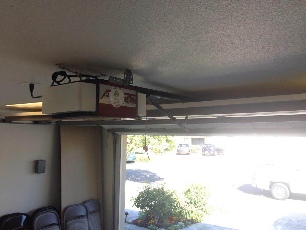 New Liftmaster Gear And Sprocket Cityscape Garage Doors
