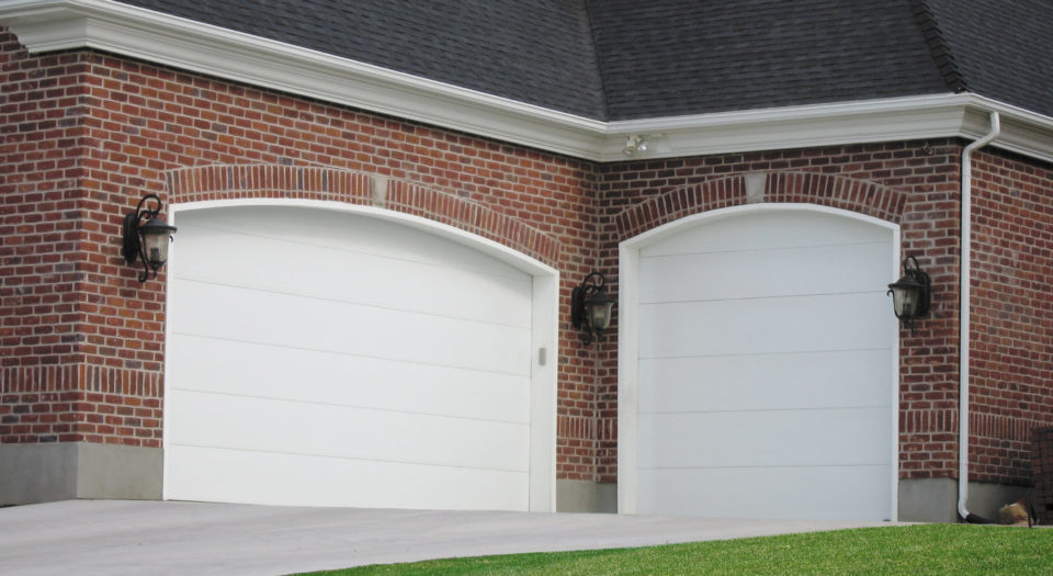 door doors repair replace garage installations install mesa residential steel