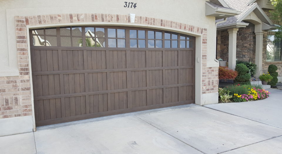 Pinnacle Groove Garage Doors