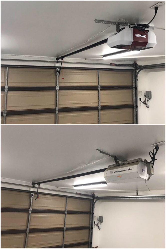 New Garage Door Installation in Orange County
