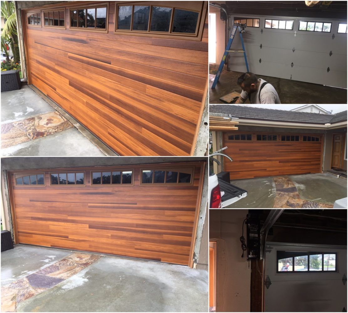 CHI Garage Door installation