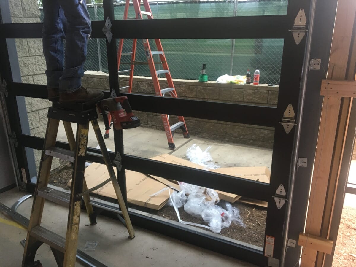 Glass Door Installation In Costa Mesa